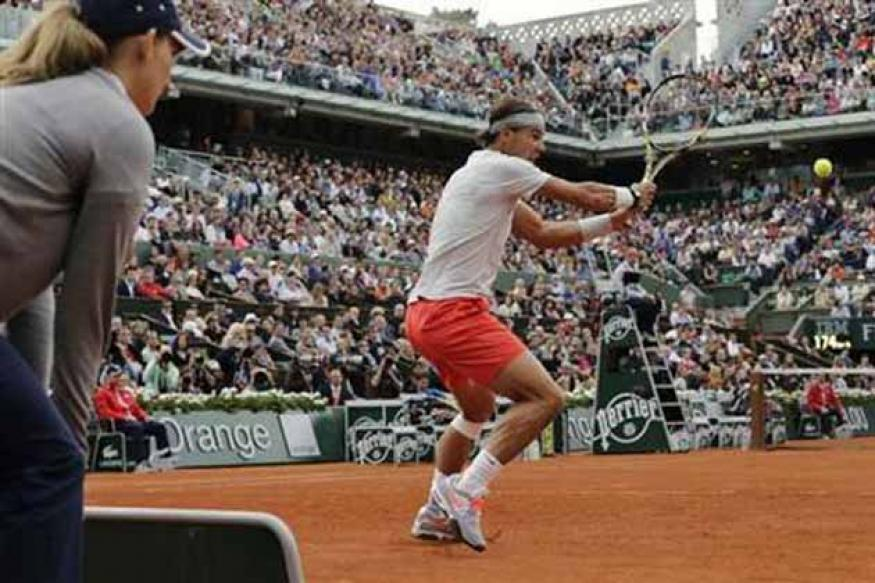 Nadal looks for renewed vigour against Nishikori