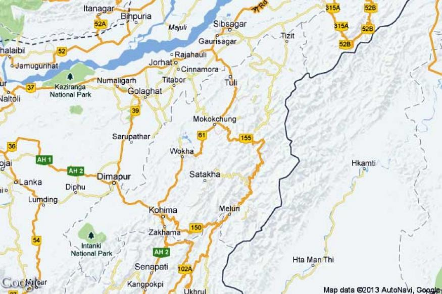 Nagaland: Economic blockade continues on day 3