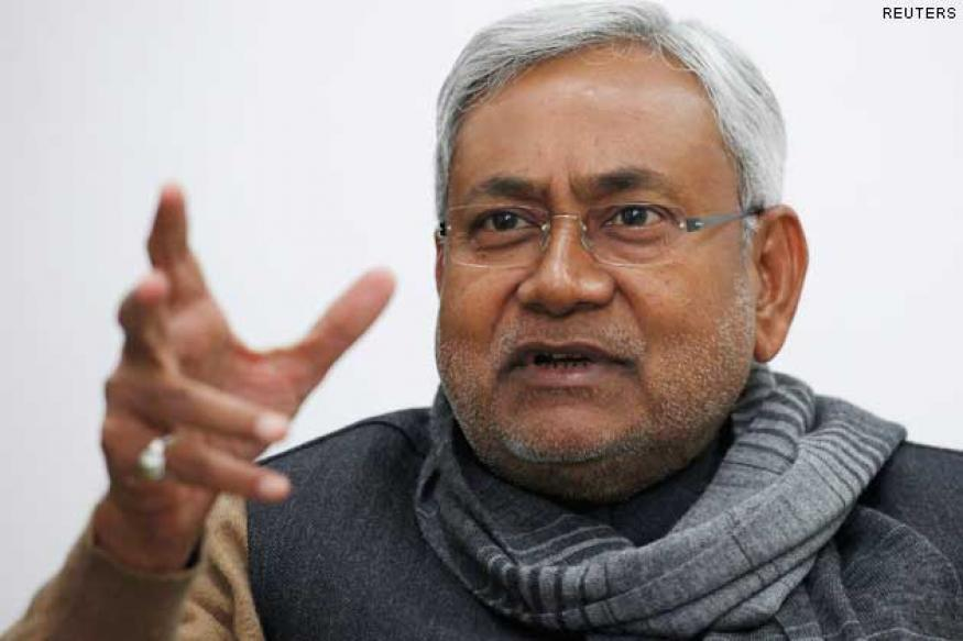 Nitish down with 'NaMonia', should consult a doctor: BJP