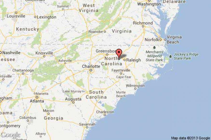 Gunman shoots 4 outside North Carolina law firm, Walmart