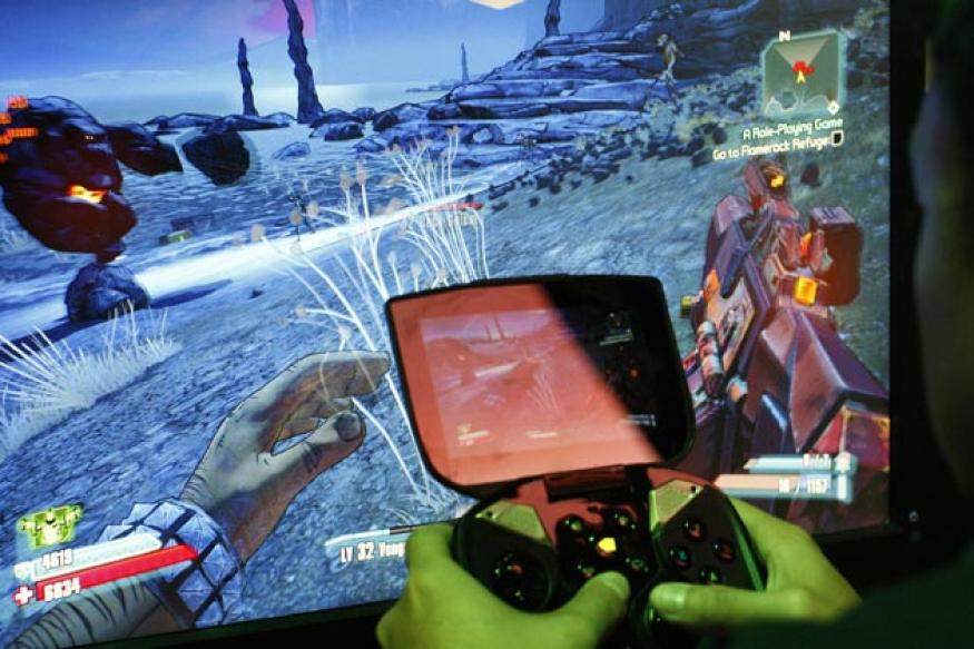 Nvidia delays new game device, discovers mechanical issue in the device