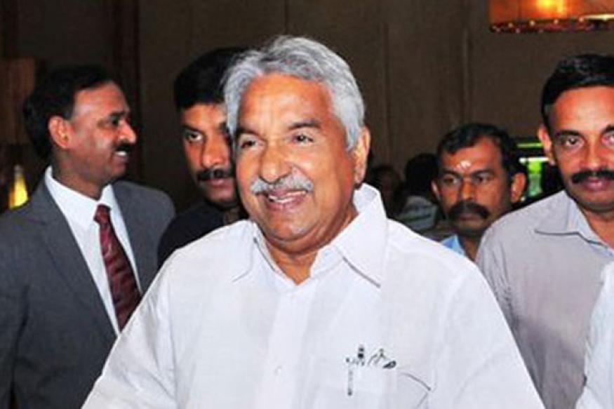 LDF demands Oommen Chandy's resignation over solar panel scam