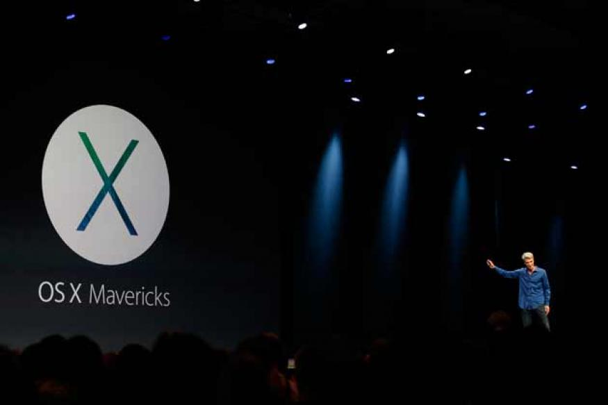 Apple's new OS X Mavericks announced; coming this fall
