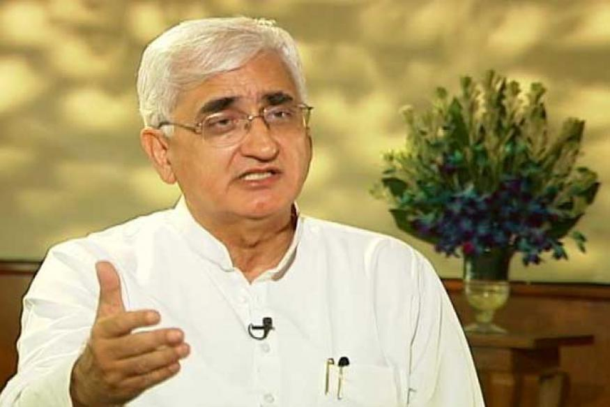 Minority issues should be discussed by parties: Khurshid