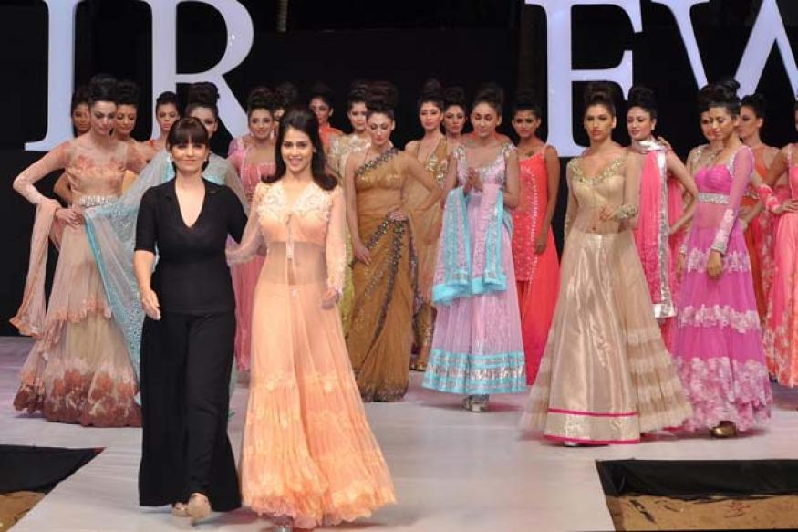Costumes on TV are in tune with fashion: Neeta Lulla