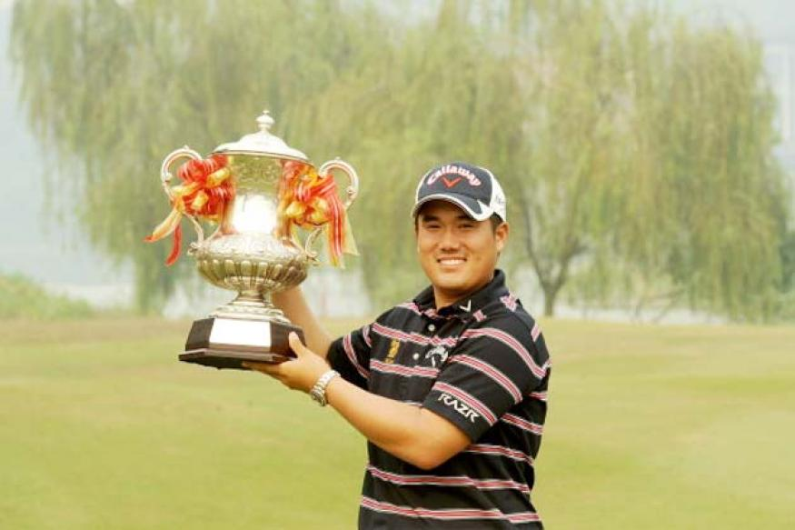 Thailand's Pariya holds nerve to win 2nd Asian title