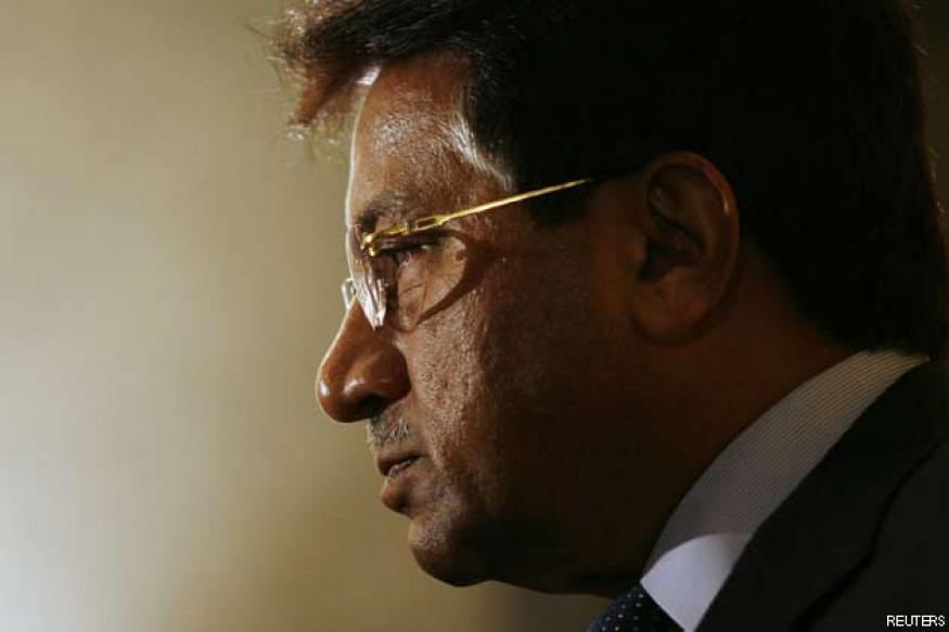 Pak: Musharraf to be tried at his farmhouse in treason case