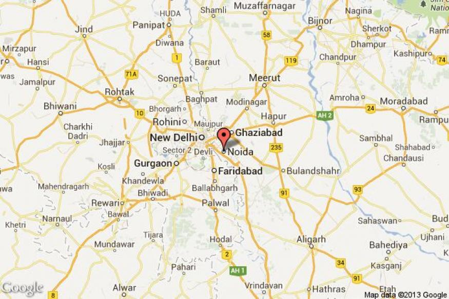 Noida: Woman stabbed 27 times, husband questioned by police