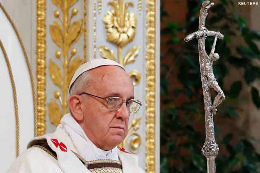 Pope laments 'gay lobby' in the Vatican: Report
