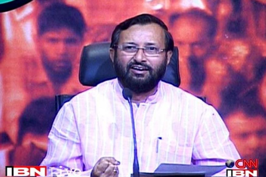 Permission to question Gupta denied to shield PM: Javadekar