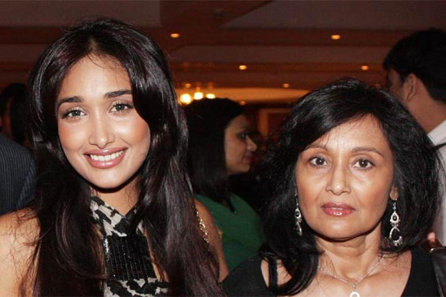 Snapshot: Rabiya Amin, Jiah's mother, was also a Bollywood actress