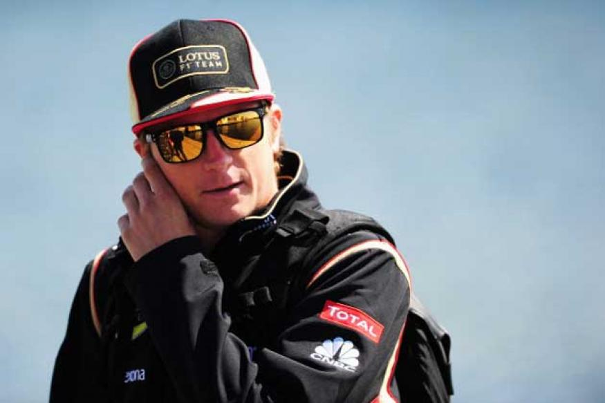 Raikkonen on Red Bull radar, Webber's future uncertain