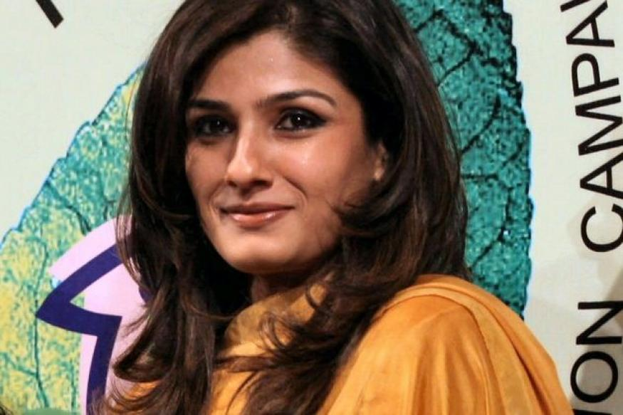 Shobhna's 7 Nights: Raveena keen on signing interesting films only