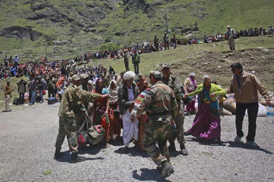 CISF to contribute 1 day's salary for Uttarakhand victims
