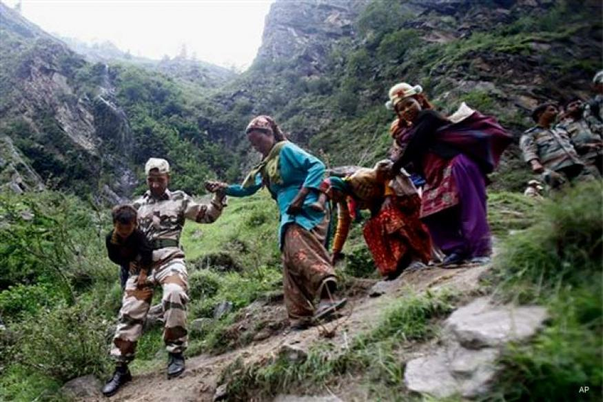 Rescue operations pick pace in Uttarakhand as weather clears