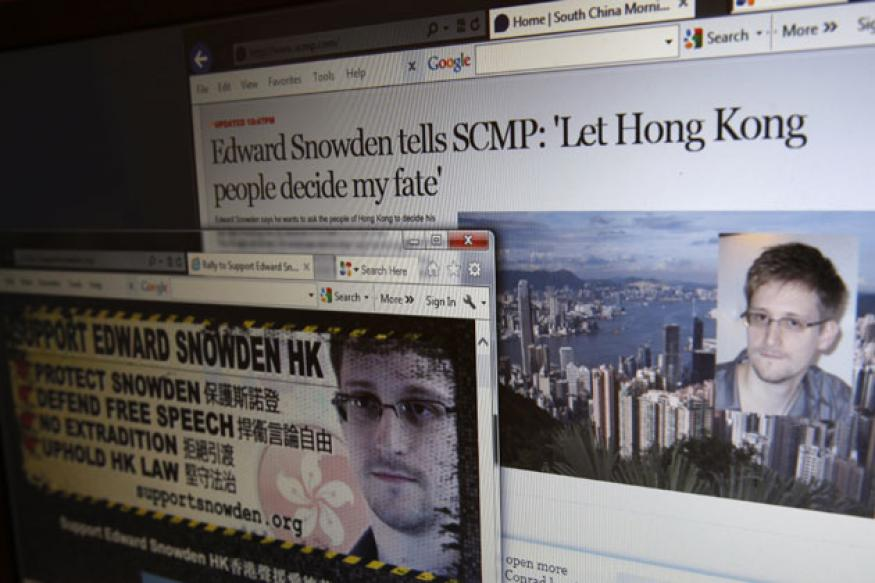 Ecuador says decision on Snowden's asylum could take months