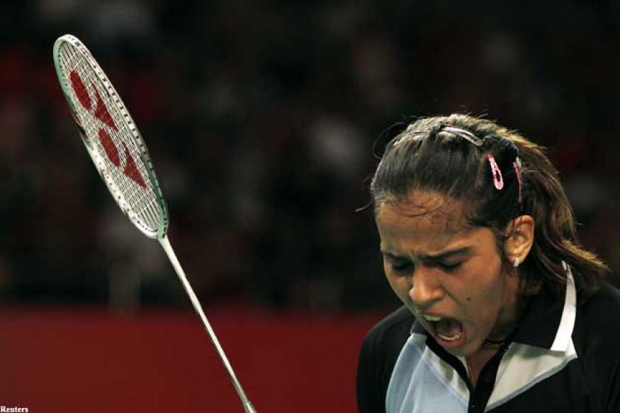 Saina survives a scare in Super Series opener in Jakarta