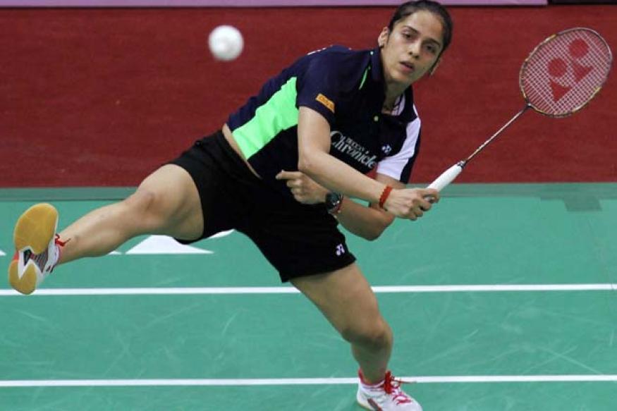 Saina Nehwal slides to number 4 in badminton rankings