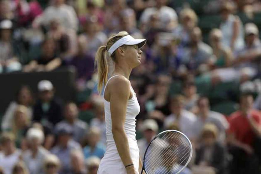 Wimbledon shocker No. 2: Sharapova ousted by Portuguese qualifier