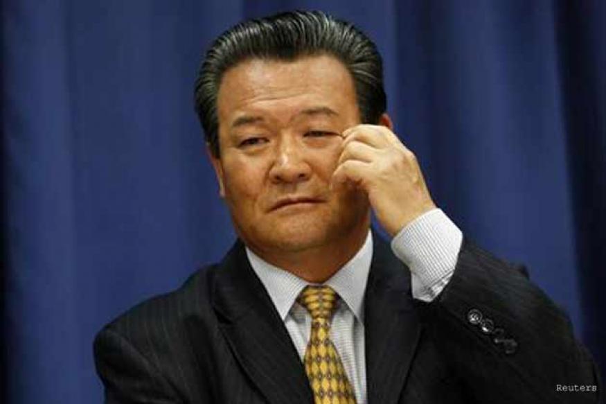 North Korean UN envoy urges end to economic sanctions