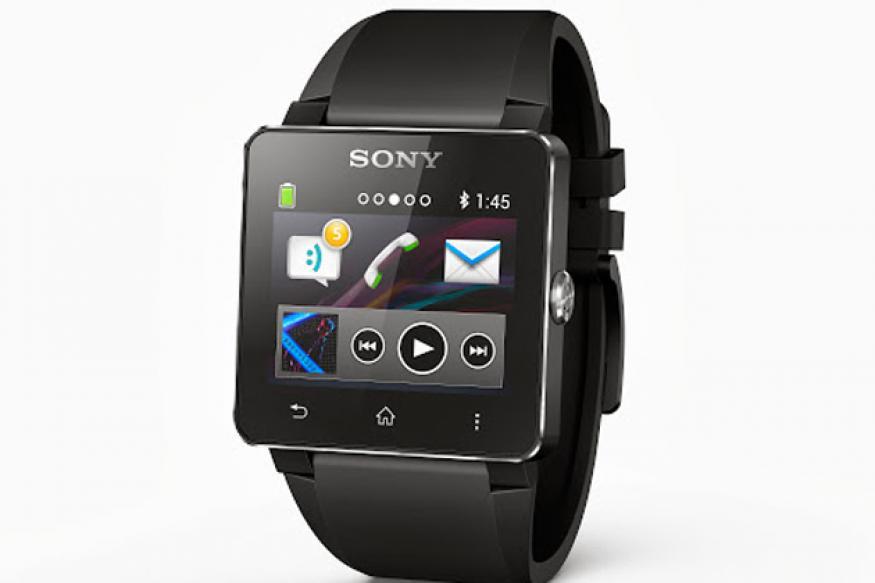 SmartWatch 2: Sony unveils its smartwatch successor