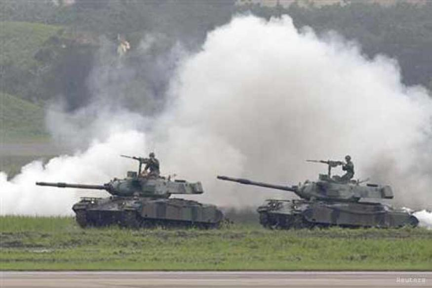 Asia driving 'explosion' in global arms trade: Study