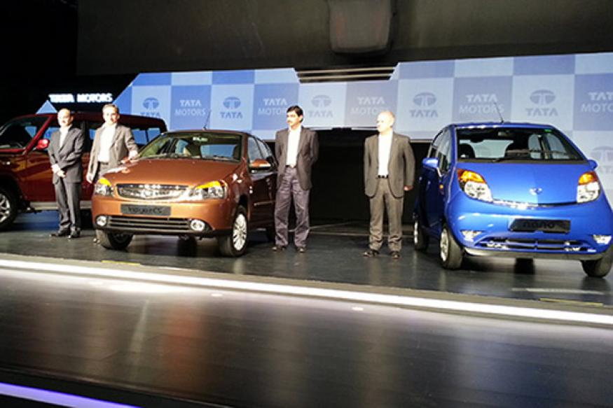 Tata Motors launches 8 new improved models