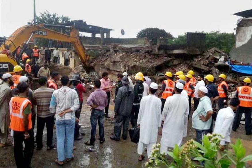 Mumbra building collapse: Death toll rises to 10
