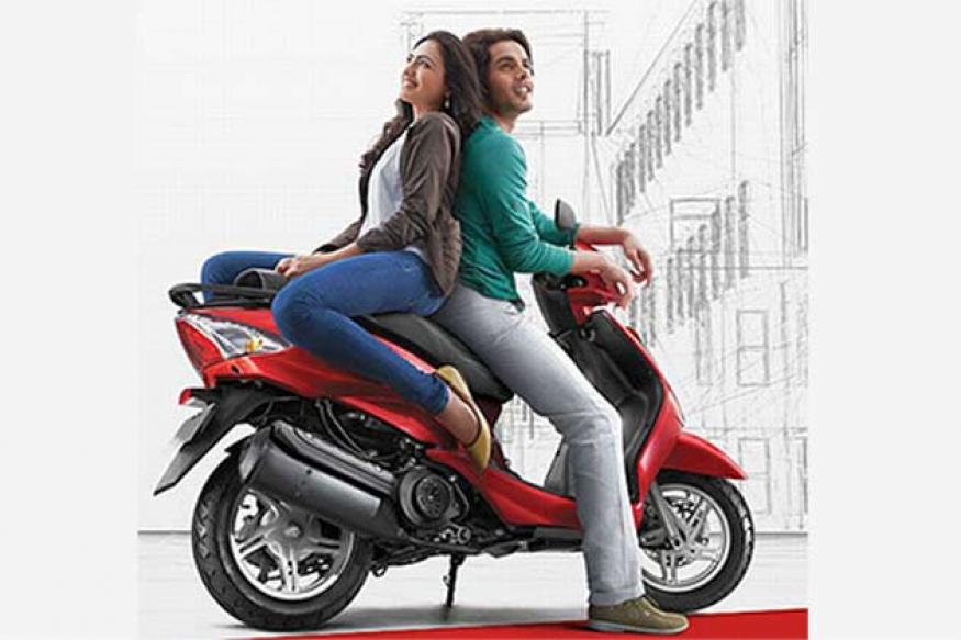 TVS Motor total sales down 6.17 per cent in May