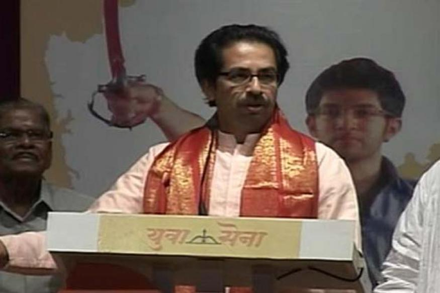 Rajnath Singh offers the post of NDA convenor to Uddhav Thackeray