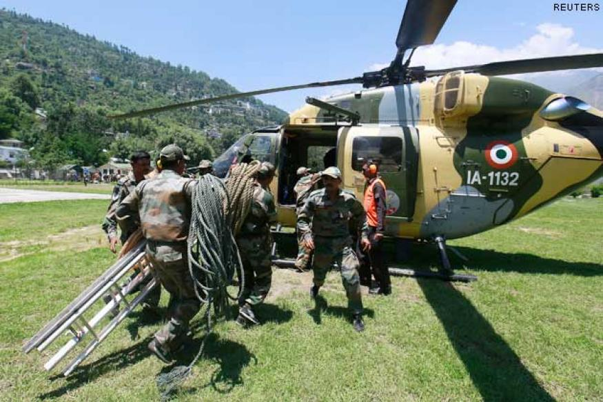 Uttarakhand: IAF completes evacuation from Harsil