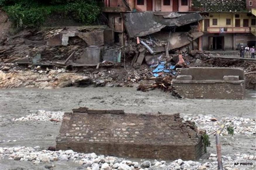 Uttarakhand: Hydropower, mining projects behind landslides, floods