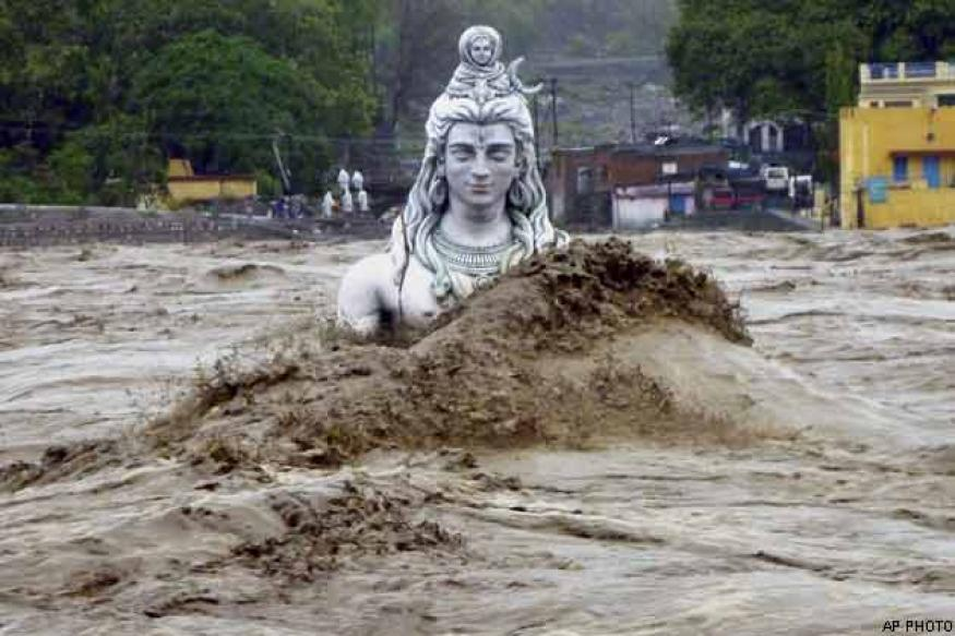 'Declare flood in Uttarakhand, HP national calamity'