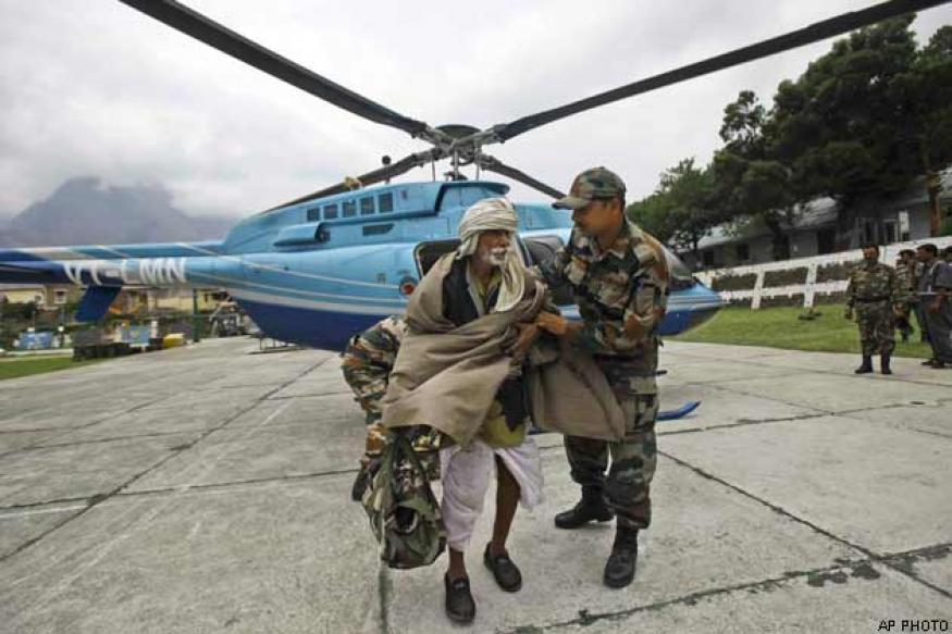 Live: Regrettable that state govt was not prepared for disaster, says Uttarakhand Governor