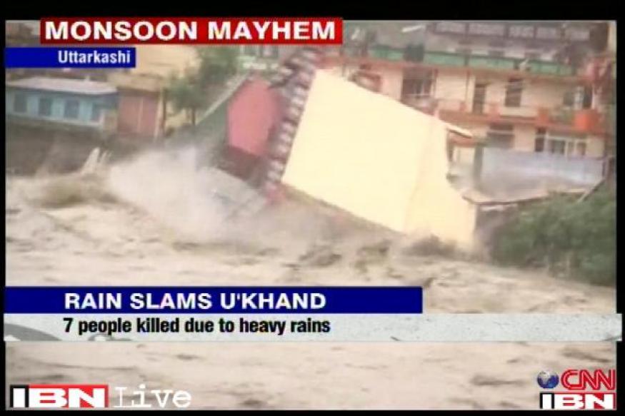 Uttarakhand disaster exacerbated by illegal construction: Nitya Jacob