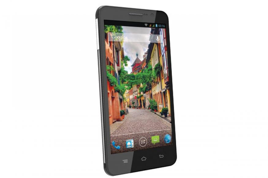 Videocon A55HD with 5-inch display, quad-core CPU launched @ Rs 13,499