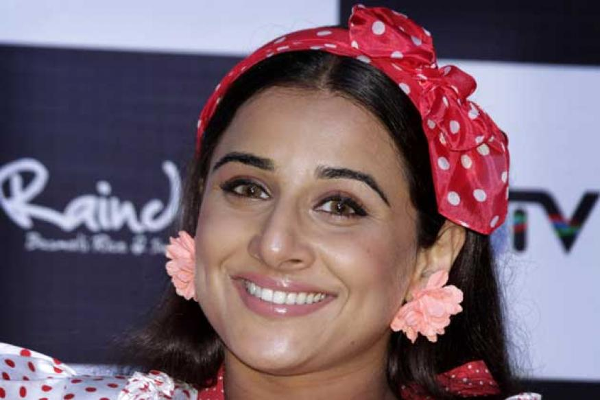 Snapshot: Vidya Balan, please go back to wearing sarees, we miss them!