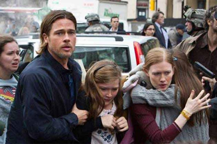 'World War Z' can have many sequels, says Brad Pitt