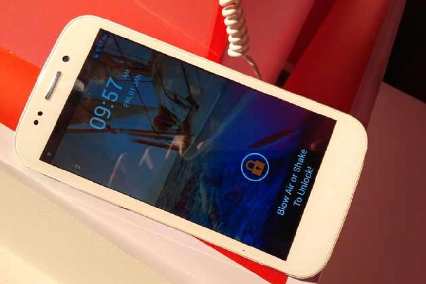 Micromax Canvas 4: First impressions review