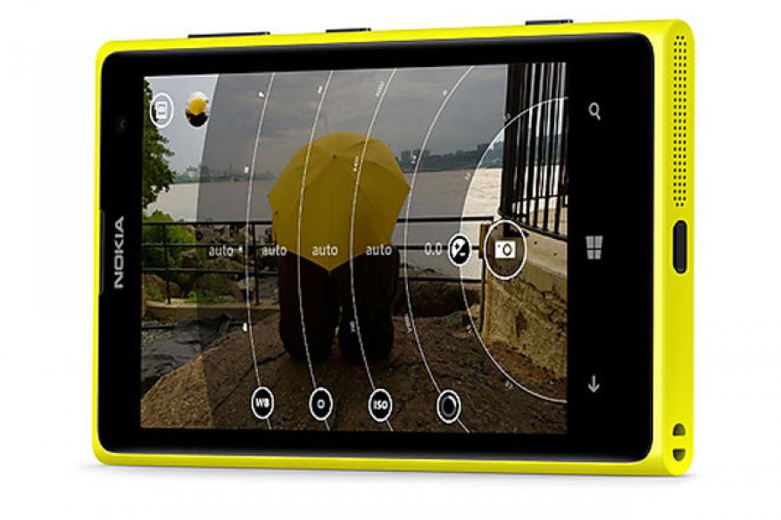 Nokia unveils the Lumia 1020 with a 41 megapixel camera