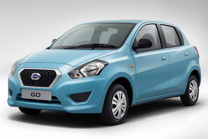 Nissan launches Datsun Go hatchback in India; price under Rs 4 lakh
