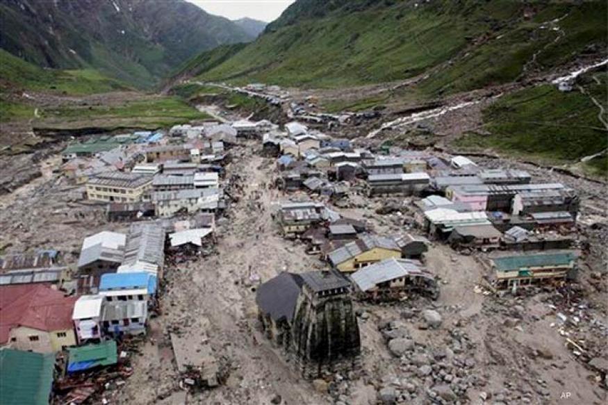 Debris in Kedarnath not cleared yet: NDMA