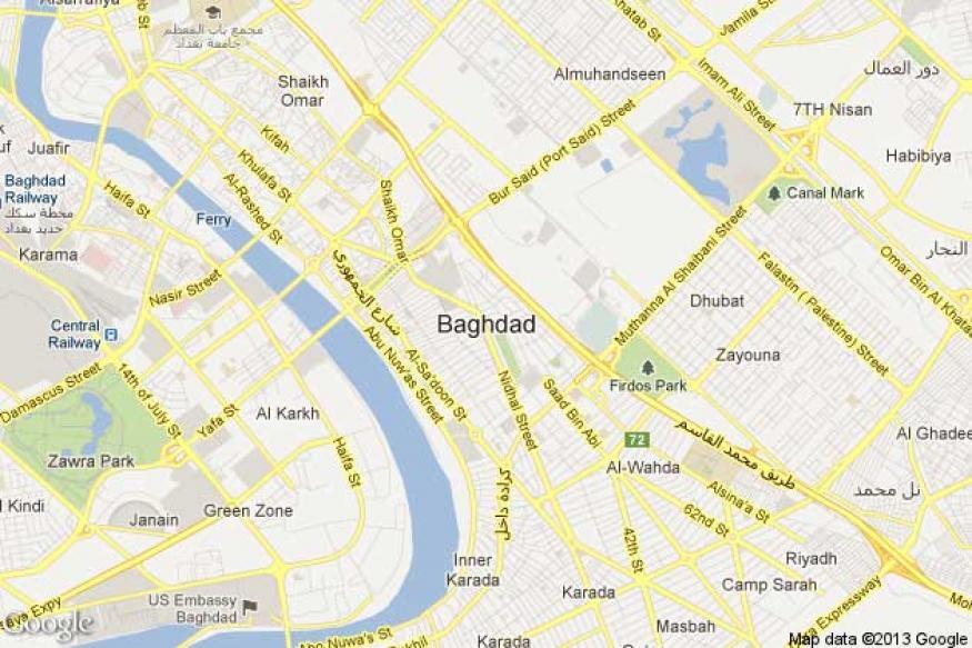 Bomb blasts in Iraq kill at least 43 people