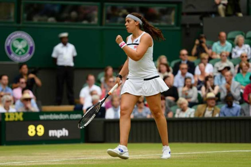 Bartoli crushes Flipkens to reach Wimbledon final