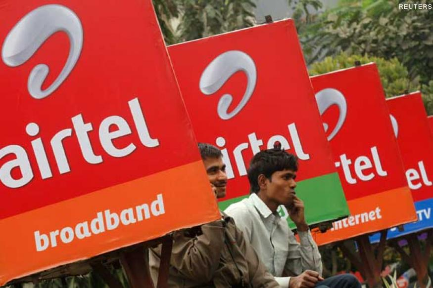 Bharti Airtel Q1 net profit down 9.6 pc to Rs 689 crore