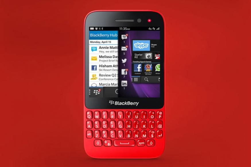 BlackBerry Q5 India launch tomorrow, to be priced below Rs 30,000