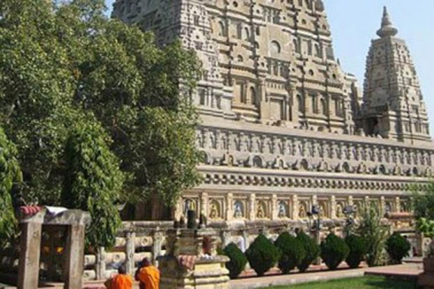 Mahabodhi temple blasts: Police detain one person for questioning