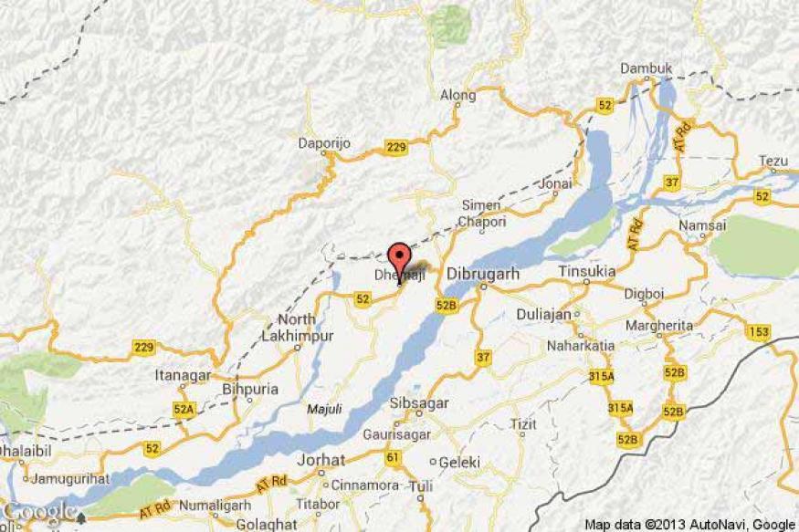 Brahmaputra flows above danger level, 1 lakh people hit