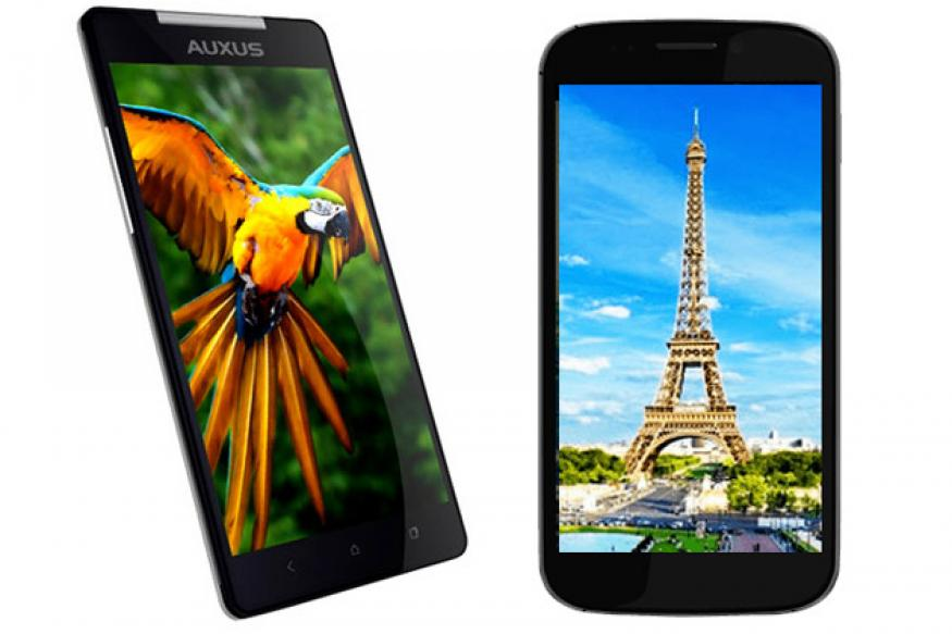 Micromax Canvas 4 loses the specs battle to iBerry Auxus Nuclea N1