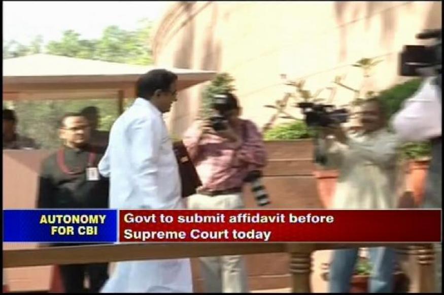 GoM to submit affidavit on CBI autonomy to SC today
